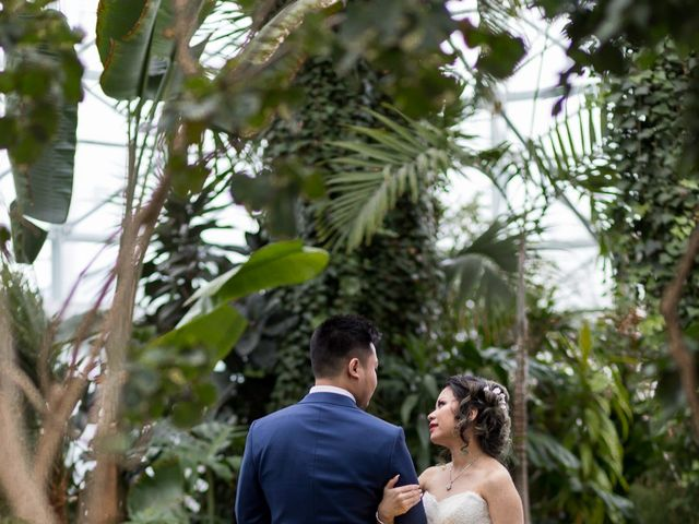 Trinh and Vince's Wedding in Des Plaines, Illinois 1