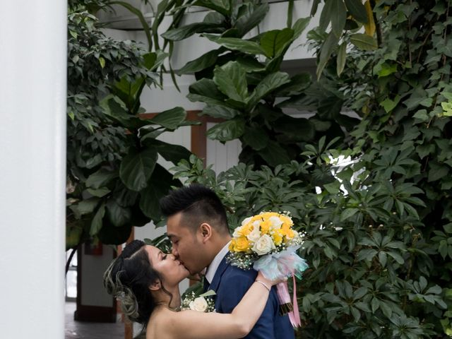 Trinh and Vince's Wedding in Des Plaines, Illinois 49