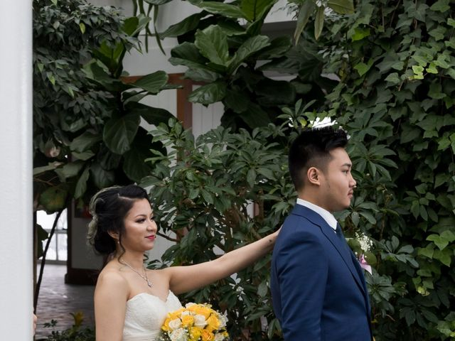Trinh and Vince's Wedding in Des Plaines, Illinois 50
