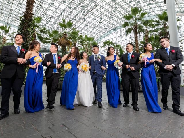 Trinh and Vince's Wedding in Des Plaines, Illinois 52