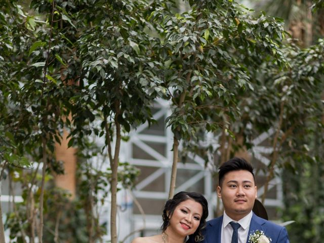 Trinh and Vince's Wedding in Des Plaines, Illinois 55