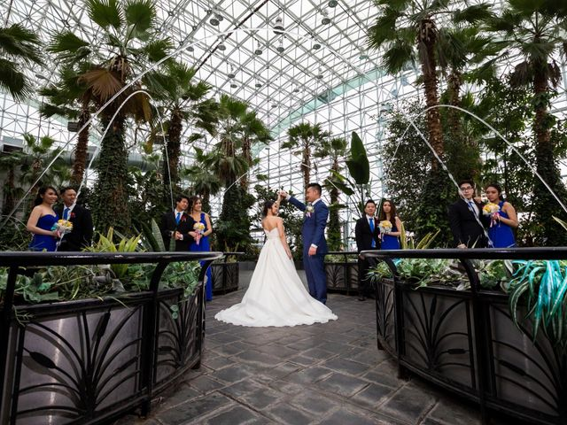 Trinh and Vince's Wedding in Des Plaines, Illinois 2