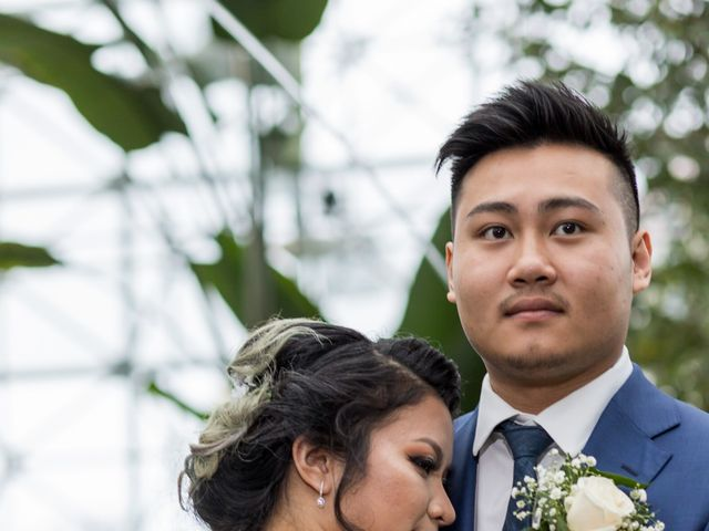 Trinh and Vince's Wedding in Des Plaines, Illinois 57