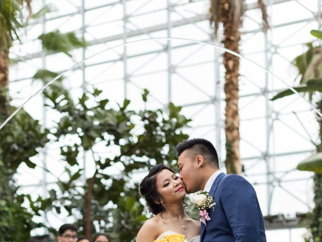 Trinh and Vince's Wedding in Des Plaines, Illinois 59
