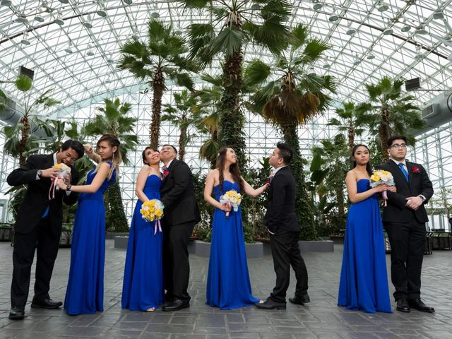 Trinh and Vince's Wedding in Des Plaines, Illinois 60