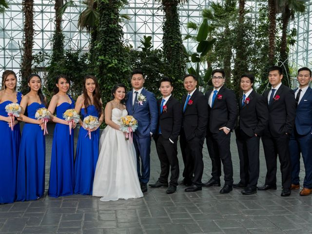 Trinh and Vince's Wedding in Des Plaines, Illinois 61
