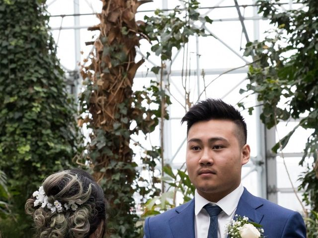 Trinh and Vince's Wedding in Des Plaines, Illinois 62