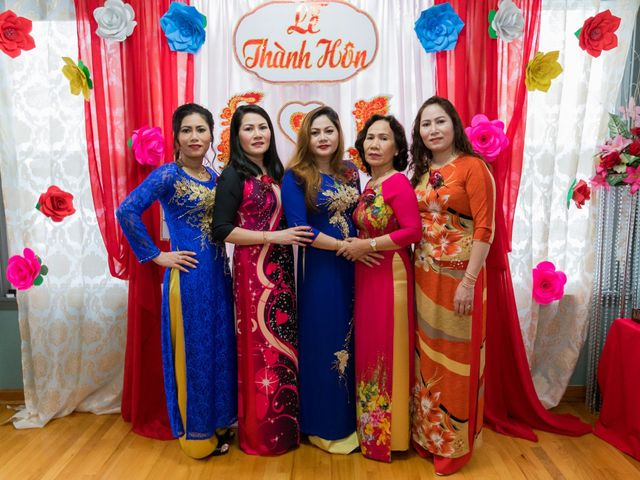 Trinh and Vince's Wedding in Des Plaines, Illinois 64