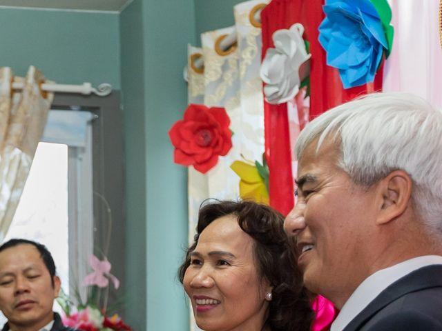 Trinh and Vince's Wedding in Des Plaines, Illinois 67