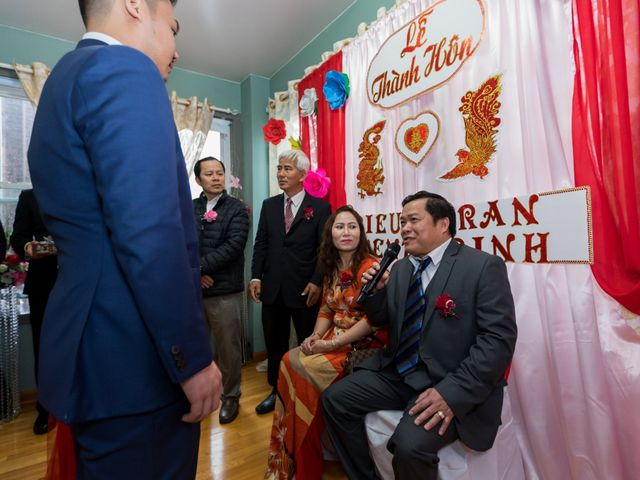 Trinh and Vince's Wedding in Des Plaines, Illinois 68