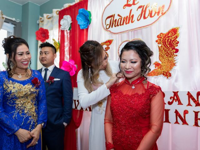 Trinh and Vince's Wedding in Des Plaines, Illinois 72