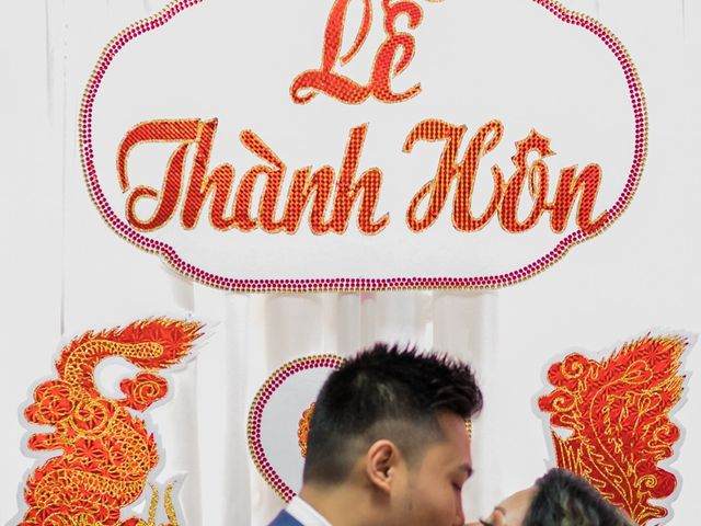 Trinh and Vince's Wedding in Des Plaines, Illinois 74
