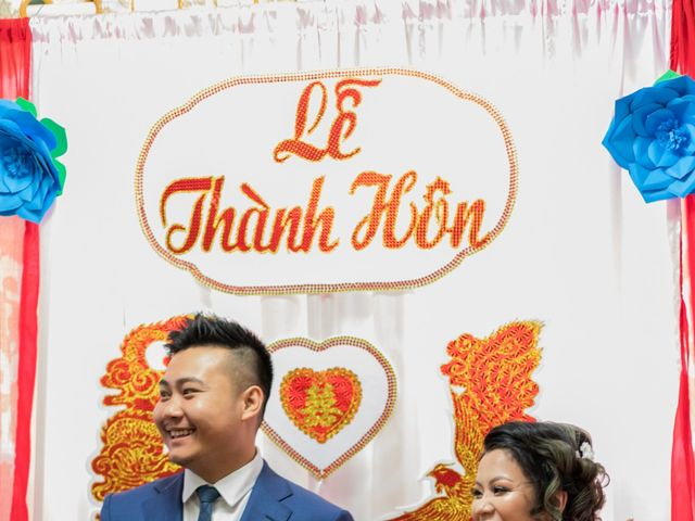 Trinh and Vince's Wedding in Des Plaines, Illinois 76