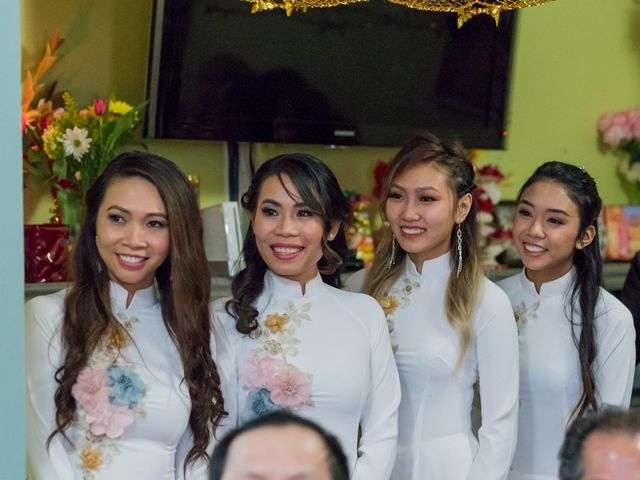 Trinh and Vince's Wedding in Des Plaines, Illinois 77