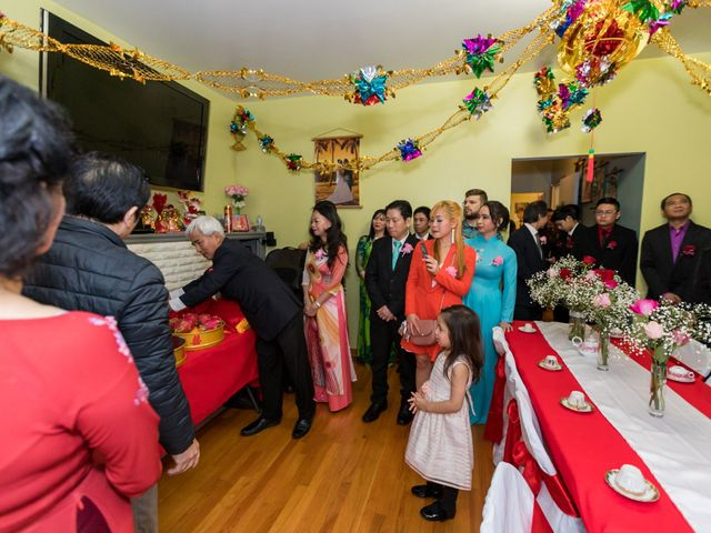 Trinh and Vince's Wedding in Des Plaines, Illinois 78