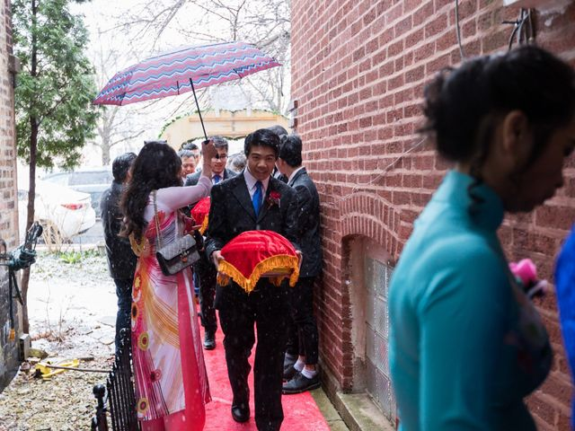 Trinh and Vince's Wedding in Des Plaines, Illinois 83