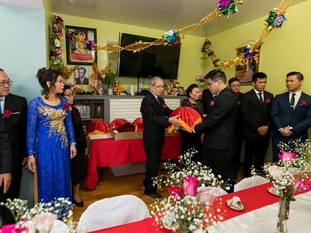 Trinh and Vince's Wedding in Des Plaines, Illinois 88