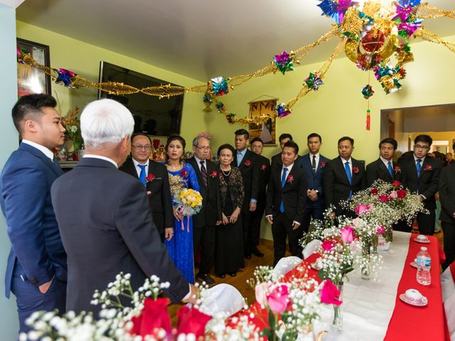 Trinh and Vince's Wedding in Des Plaines, Illinois 90
