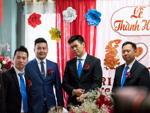 Trinh and Vince's Wedding in Des Plaines, Illinois 94