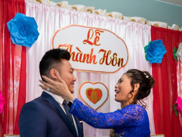 Trinh and Vince's Wedding in Des Plaines, Illinois 96