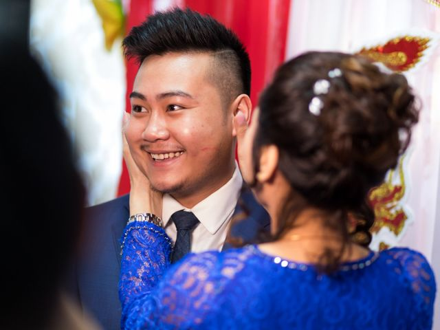 Trinh and Vince's Wedding in Des Plaines, Illinois 97