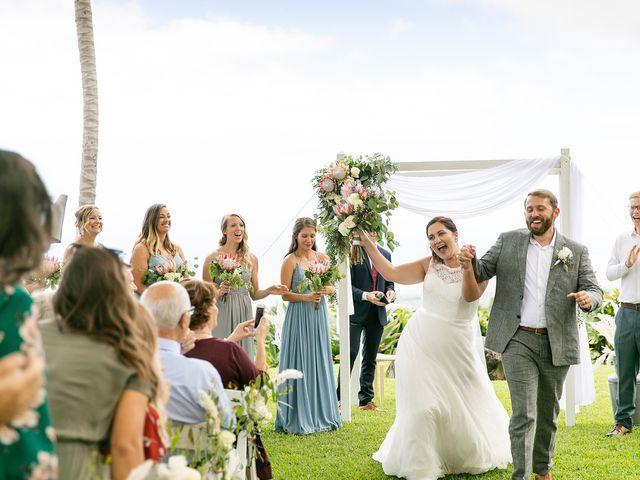 The wedding of Alyssa and Ben