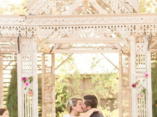 Bonnie and Paul's Wedding in Glen Mills, Pennsylvania 13
