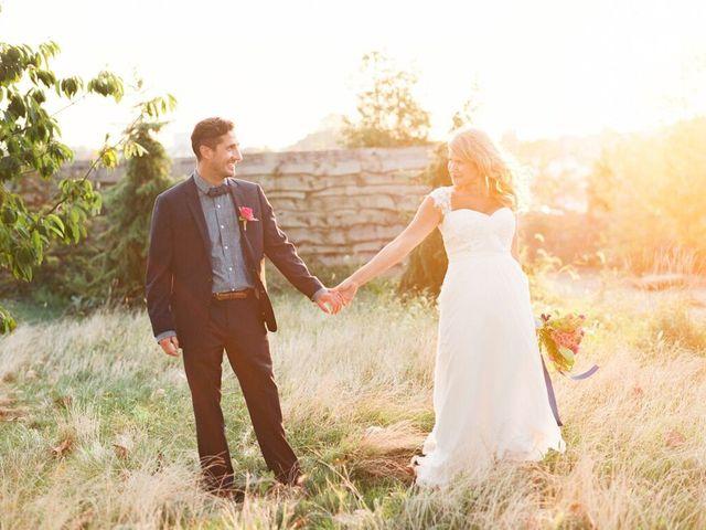Bonnie and Paul's Wedding in Glen Mills, Pennsylvania 24
