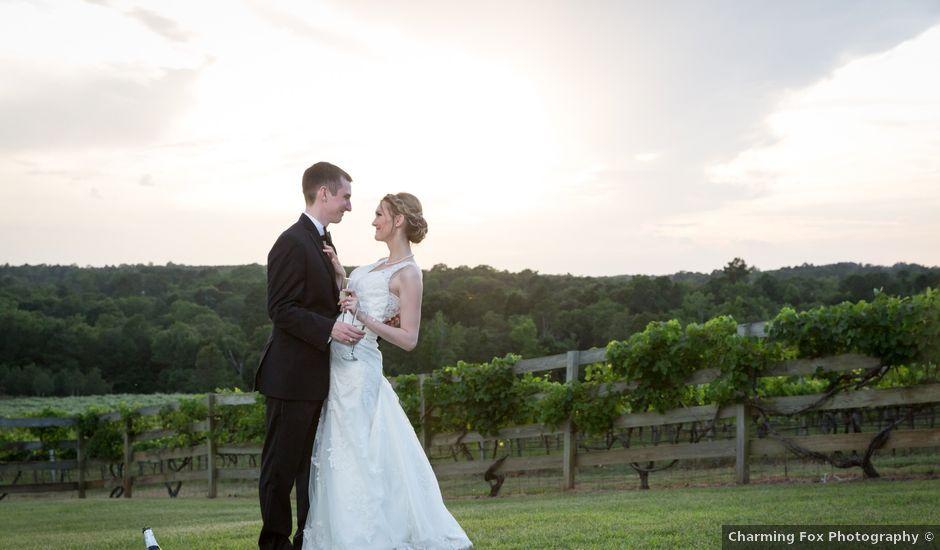 Madison and Dan's Wedding in Harleton, Louisiana