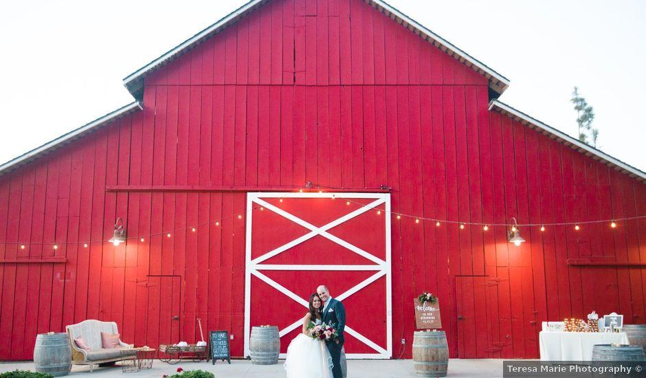 Matt and Nicole's Wedding in Camarillo, California