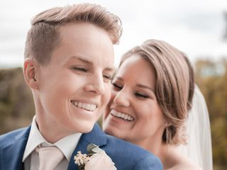 The wedding of Jessica and Emily 2