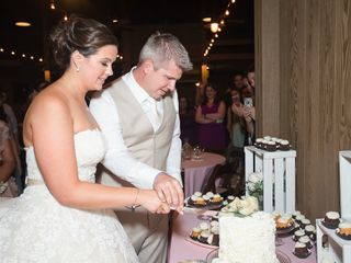 The wedding of Nicole and Bradley 1