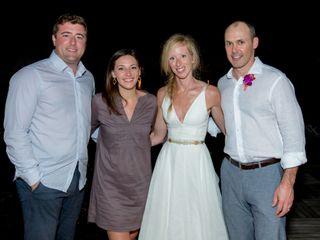 The wedding of Kara and Scott 1