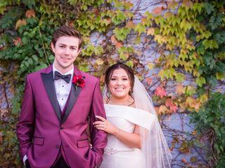 The wedding of Rhett and Jessica
