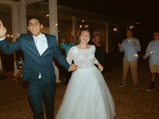 The wedding of Carlos and Abbi 3