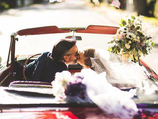 The wedding of Kathleen and Scott