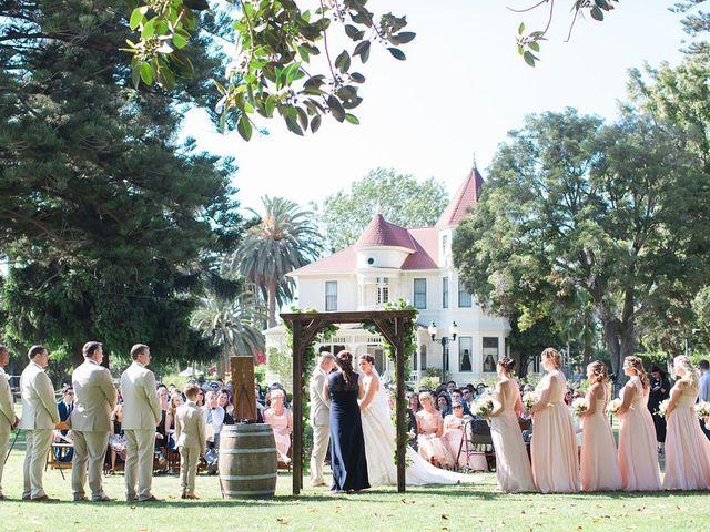 Bradley and Nicole's Wedding in Camarillo, California 1