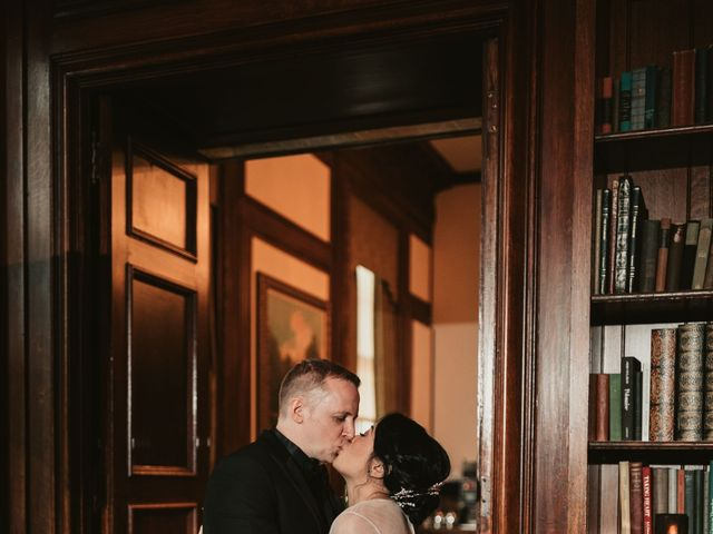 Dan and Eileen's Wedding in Boston, Massachusetts 14