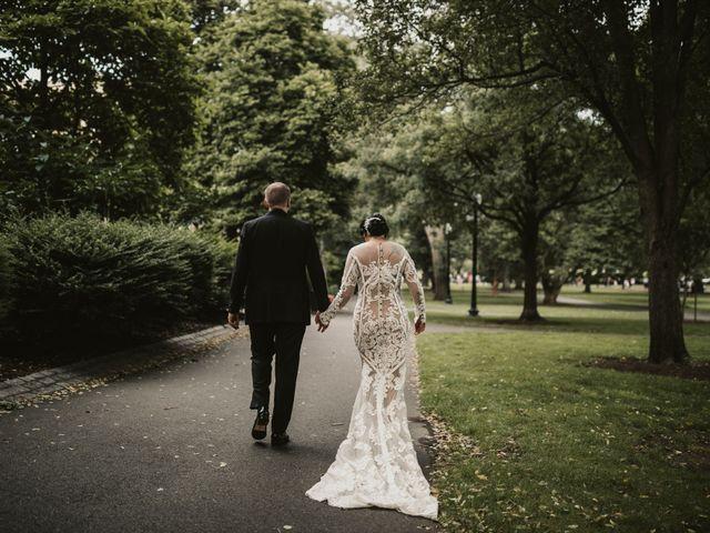 Dan and Eileen's Wedding in Boston, Massachusetts 39