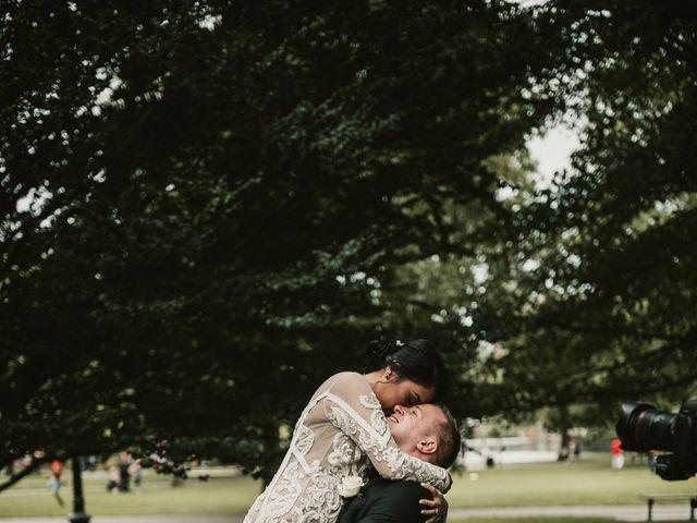 Dan and Eileen's Wedding in Boston, Massachusetts 42