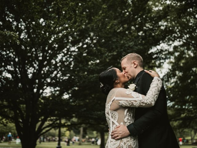 Dan and Eileen's Wedding in Boston, Massachusetts 43