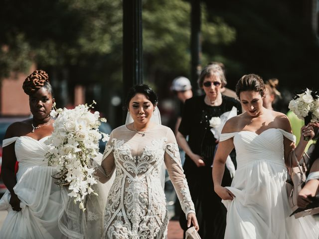 Dan and Eileen's Wedding in Boston, Massachusetts 72