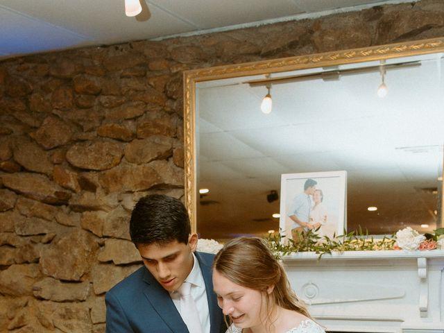 Abbi and Carlos's Wedding in Vinton, Virginia 6