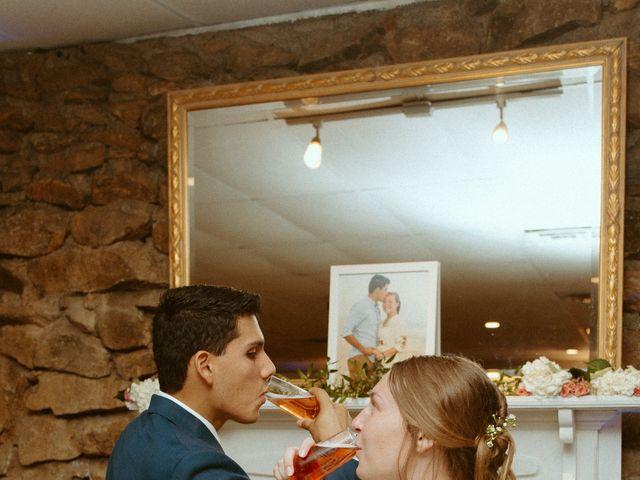 Abbi and Carlos's Wedding in Vinton, Virginia 7