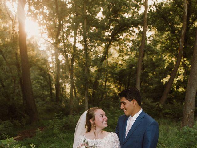 Abbi and Carlos's Wedding in Vinton, Virginia 9