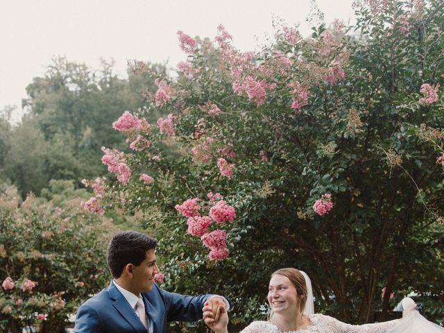 Abbi and Carlos's Wedding in Vinton, Virginia 10