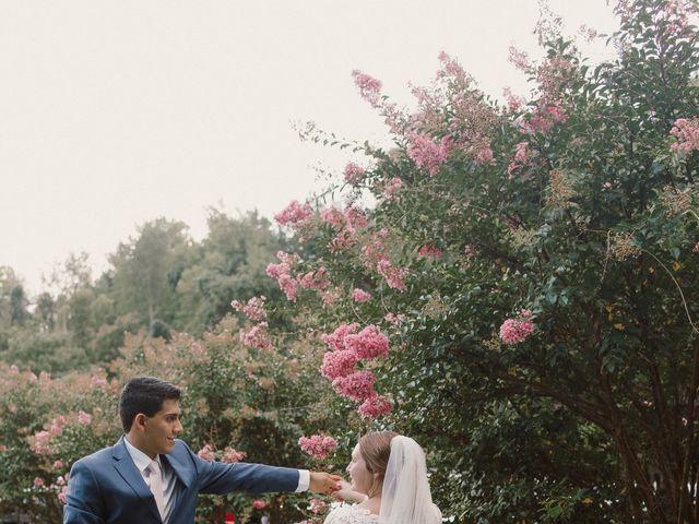Abbi and Carlos's Wedding in Vinton, Virginia 1