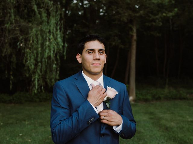 Abbi and Carlos's Wedding in Vinton, Virginia 17