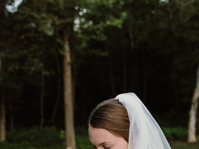 Abbi and Carlos's Wedding in Vinton, Virginia 21