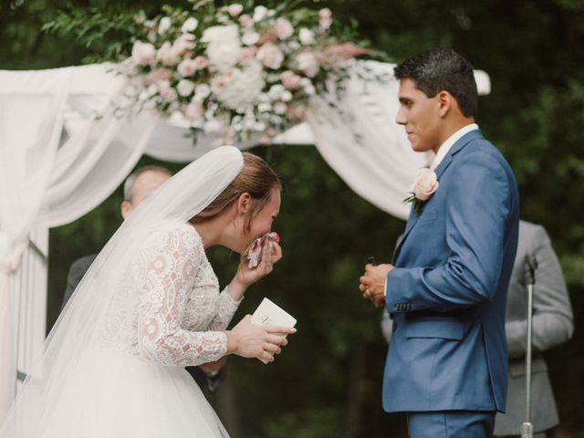Abbi and Carlos's Wedding in Vinton, Virginia 23